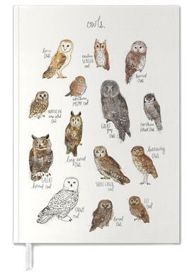 Owls agenda
