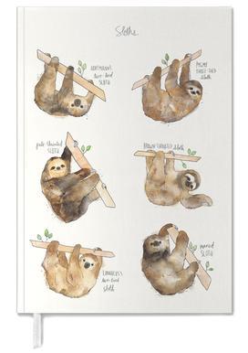 Sloths -Terminplaner