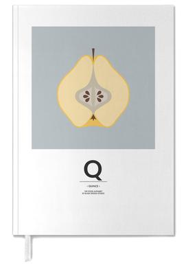 """The Food Alphabet"" - Q like Quince"
