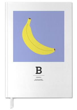 """The Food Alphabet"" - B like Banana agenda"