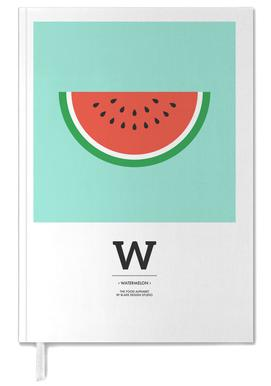 """The Food Alphabet"" - W like Watermelon"