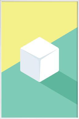 Sugarcube - Affiche sous cadre standard