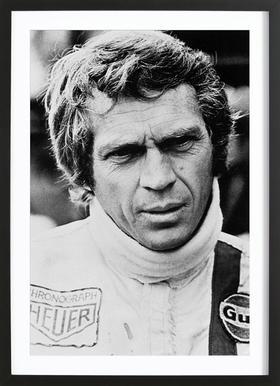 Steve McQueen in Le Mans 2, 1971
