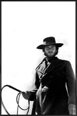 Clint Eastwood as 'The Stranger'