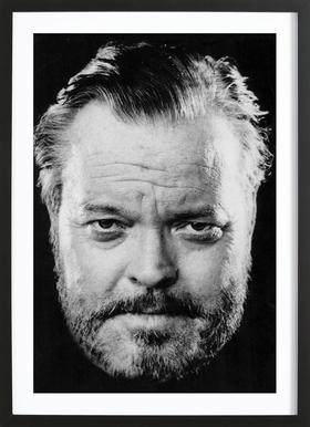 Orson Welles Framed Print