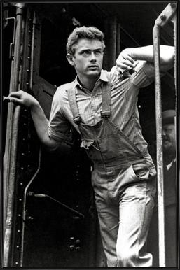 James Dean, 'East of Eden' ingelijste poster