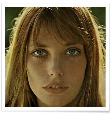 Jane Birkin-Vintage-Fotografie -Poster