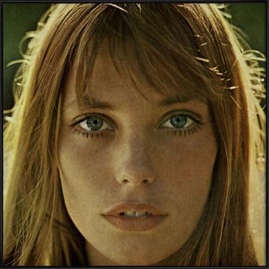 Jane Birkin Framed Poster