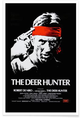 'The Deer Hunter' Retro Movie Poster