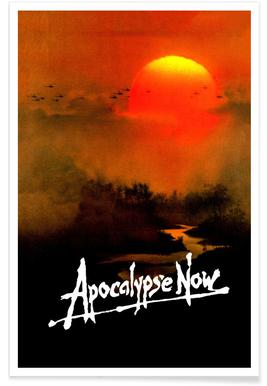 Apocalypse Now' - retro film poster