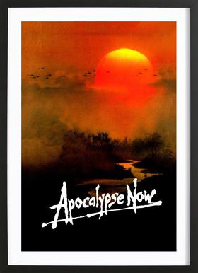 Apocalypse Now' Retro Movie Poster