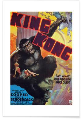 'King Kong' Movie Poster