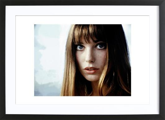 Jane Birkin, 1969 Framed Print