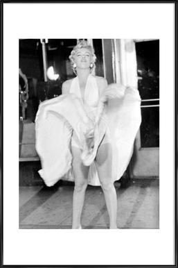 Marilyn Monroe, 1954 Seven Year Itch