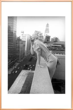 Marilyn Monroe in New York, 1955