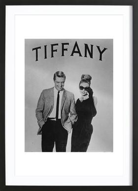 Breakfast at Tiffany's Framed Print