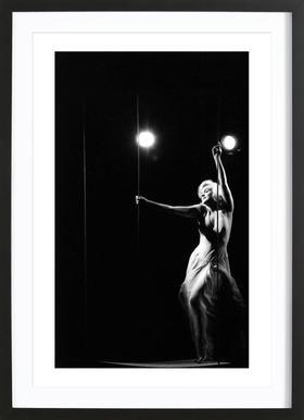 Marilyn Monroe in Let's Make Love, 1960 ingelijste print