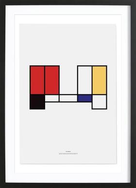 Artists 2 Framed Print