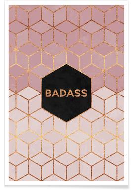 Badass -Poster