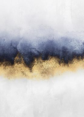 Sky canvas doek