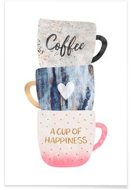 A Cup of Happiness -Poster