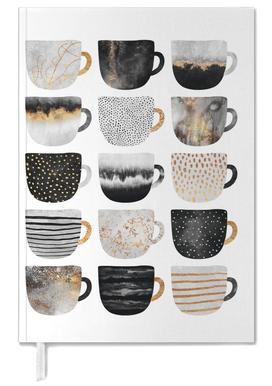 Pretty Coffee Cups 3 -Terminplaner