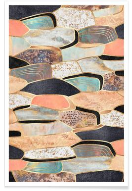 Pretty Stone 1 -Poster