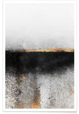 Soot and Gold Poster