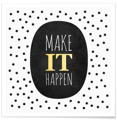 Make It Happen -Poster