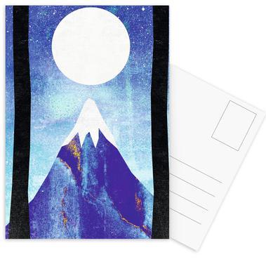 Two Worlds Part 1 Postcard Set