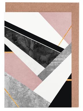Lines & Layers -Grußkarten-Set