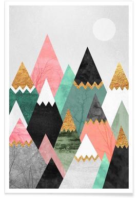 Pretty Mountains affiche