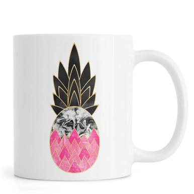 Precious Pineapple 2 -Tasse