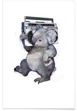 Koala affiche