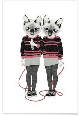 Siames Twins affiche