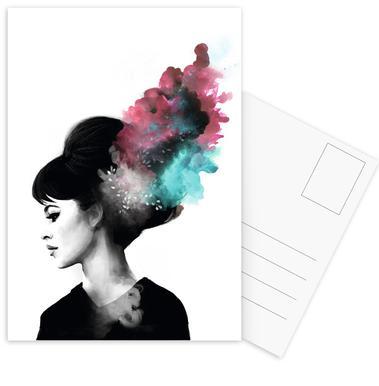 Friday Love cartes postales