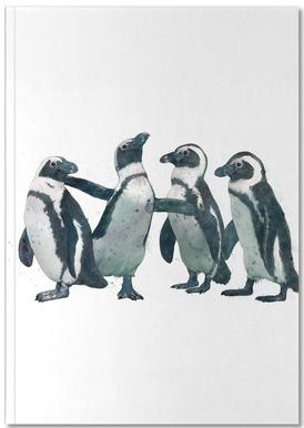 Penguins carnet de notes