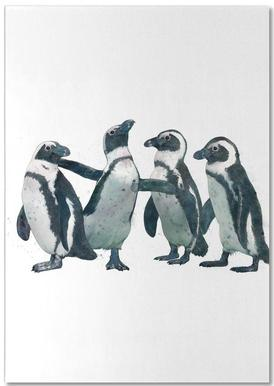 Penguins bloc-notes