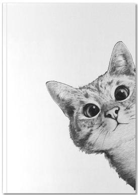 Sneaky Cat carnet de notes