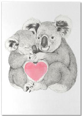 Koala bloc-notes