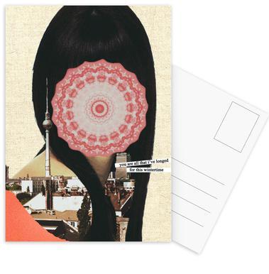 InBerlin Postcard Set