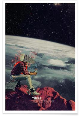 Figuring Out Ways To Escape -Poster