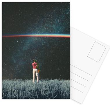 Saw the Light Postcard Set
