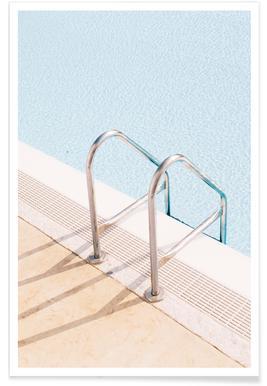 Poolside - Premium Poster