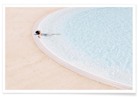 Sunbath - Premium Poster