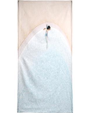 Sunbath Beach Towel