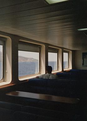 Ferry canvas doek