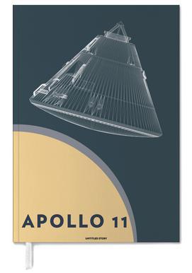 Apollo 11  Landing Module 5 Personal Planner