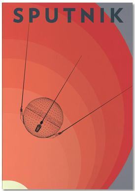 Sputnik 3 -Notizblock