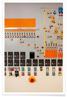 Berlin Serie 2 - Premium poster